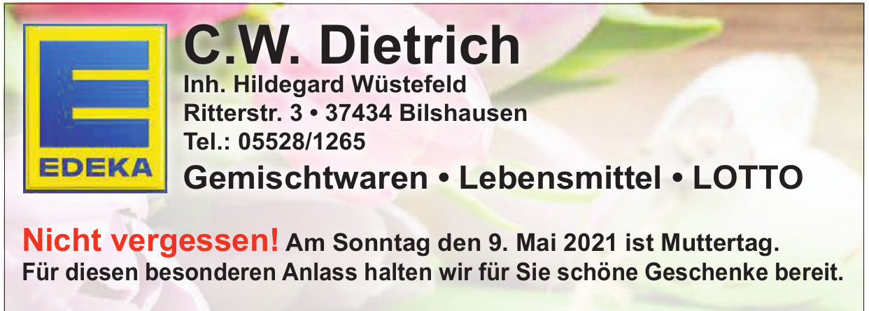 Edeka C.W. Dietrich