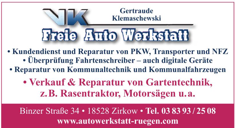 Autowerkstatt Ruegenn