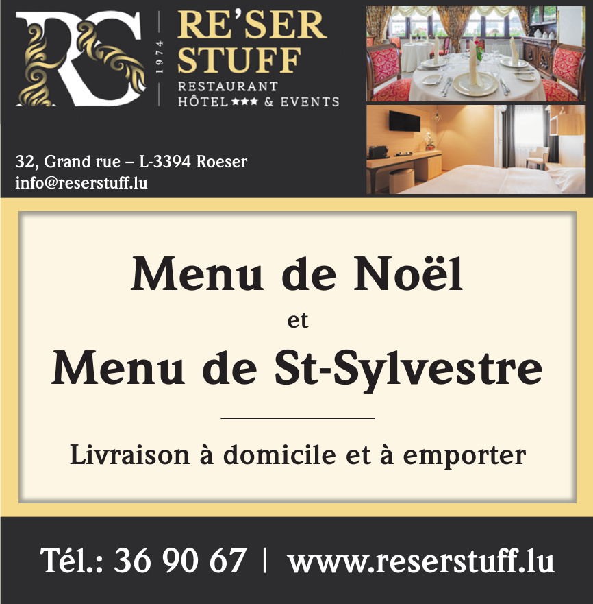 Re´ser Stuff Restaurant - Hotel