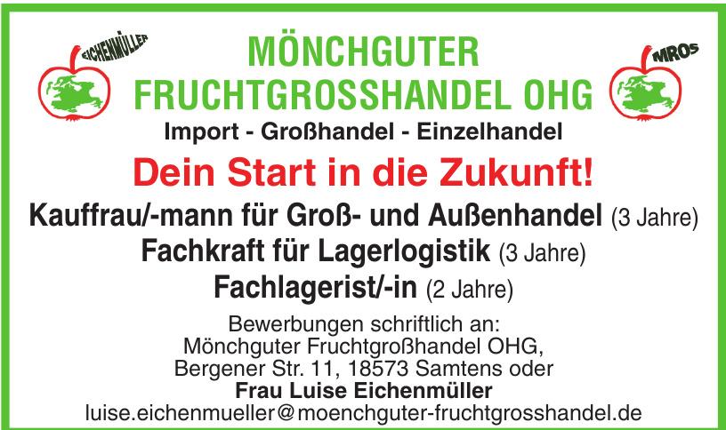 Mönchguter Fruchtgroßhandel OHG