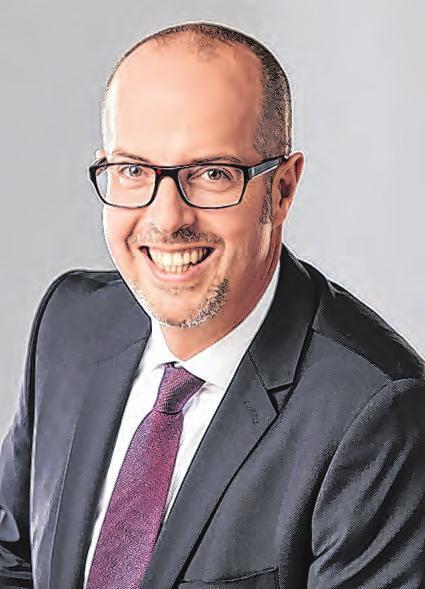 Dir. DI Herwig Pernsteiner, Vorstandsvorsitzender ISG Bau Foto: ISG Bau