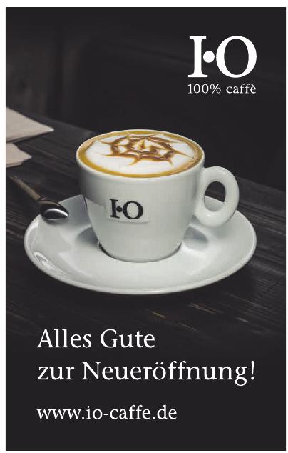 IO Caffe