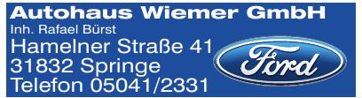 Autohaus Wiemer GmbH