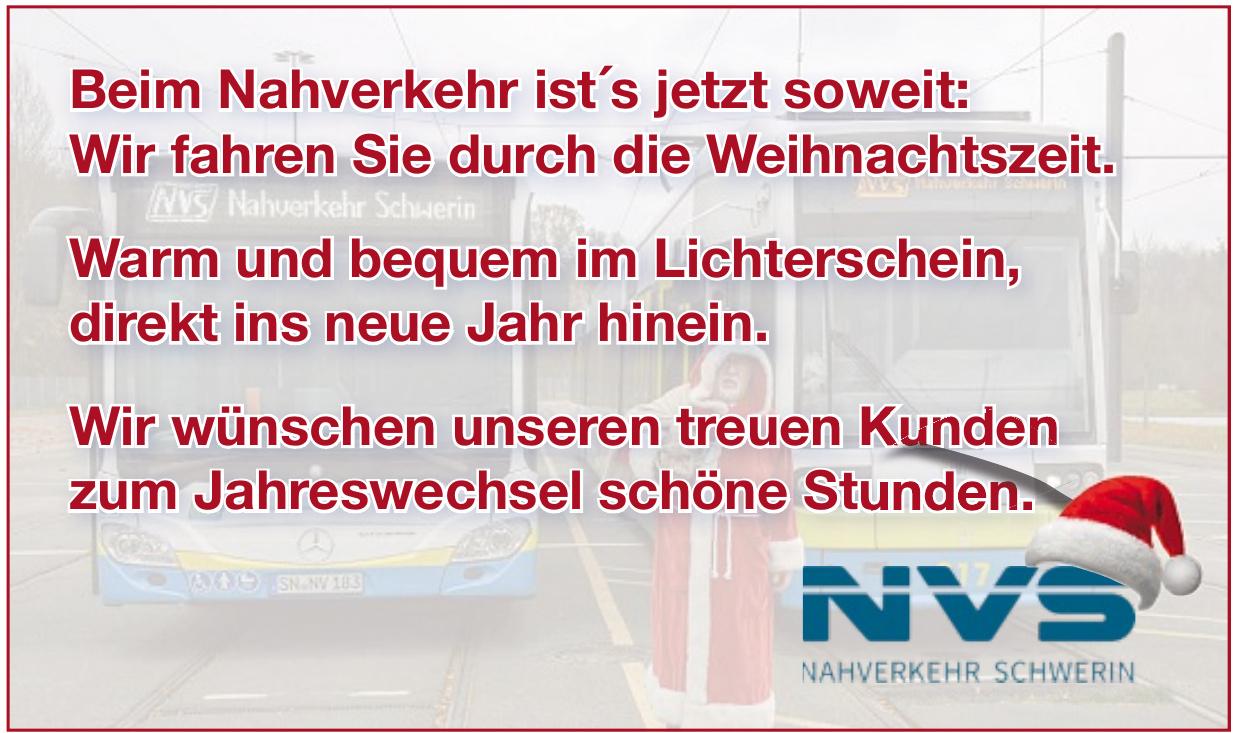 NVS Nahverkehr Schwerin