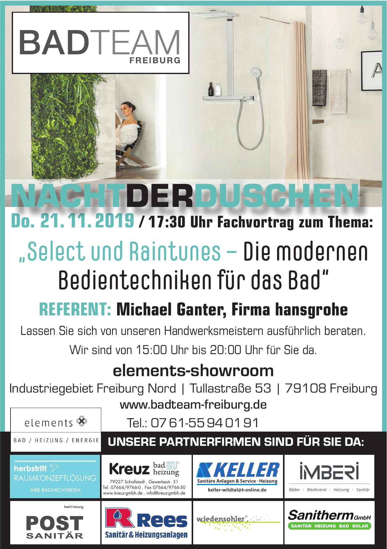 Badteam Freiburg