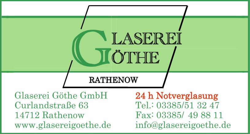 Glaserei Göthe GmbH