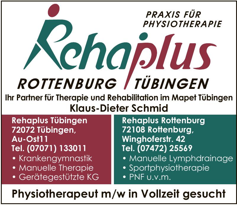 Rehaplus Tübingen