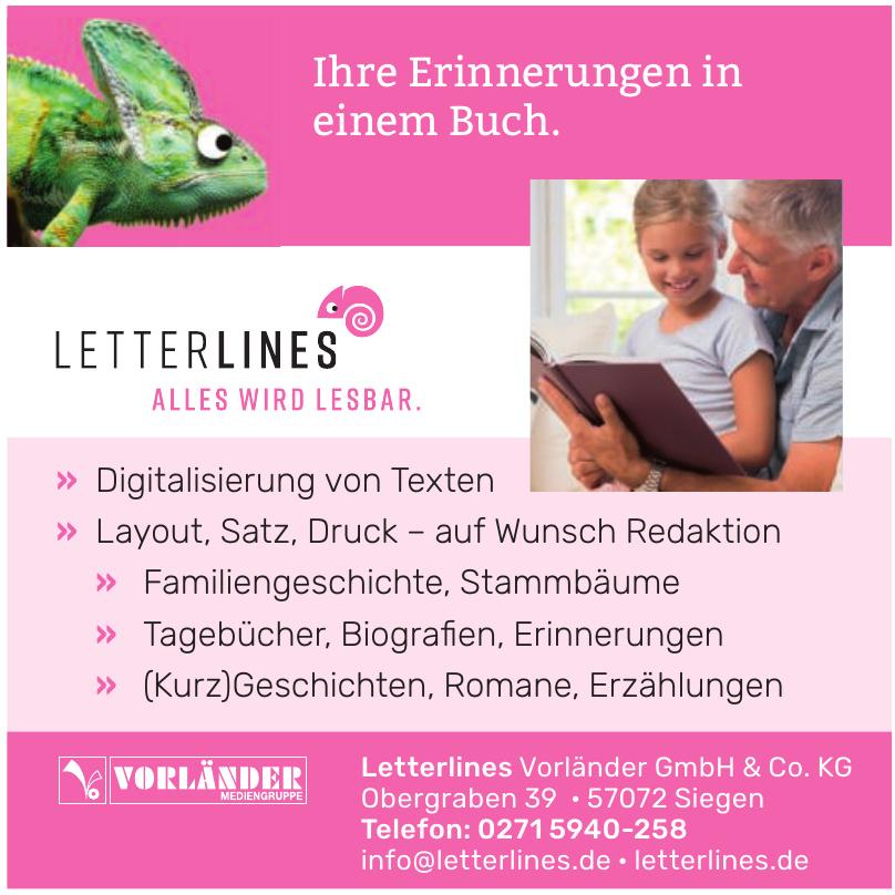 Letterlines Vorländer GmbH & Co. KG