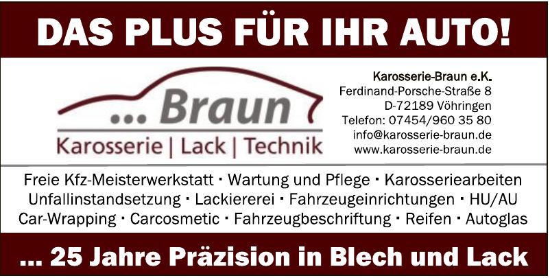Karosserie-Braun e.K.
