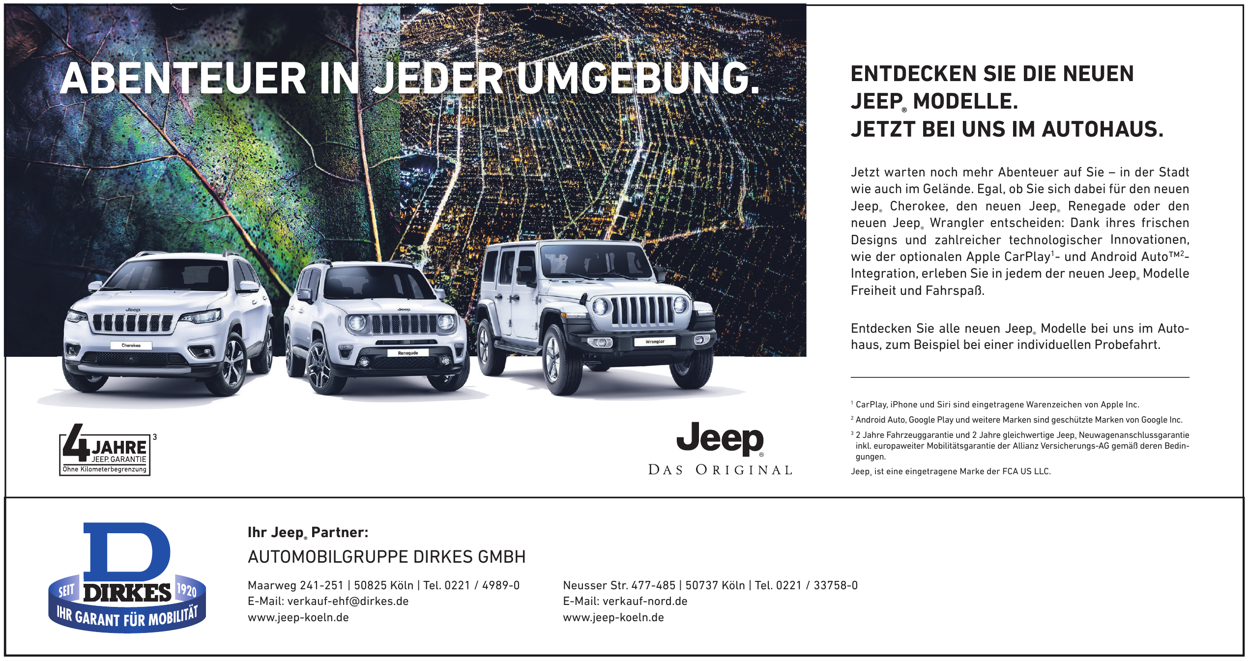 Automobilgruppe Dirkes GmbH