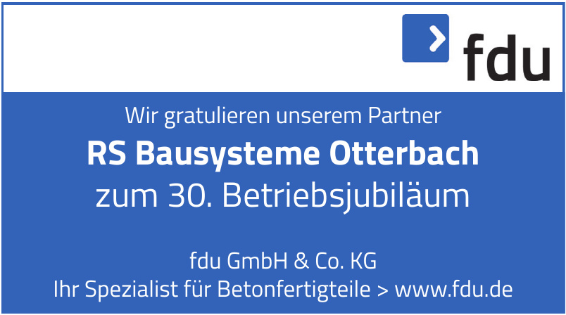 fdu GmbH & Co. KG