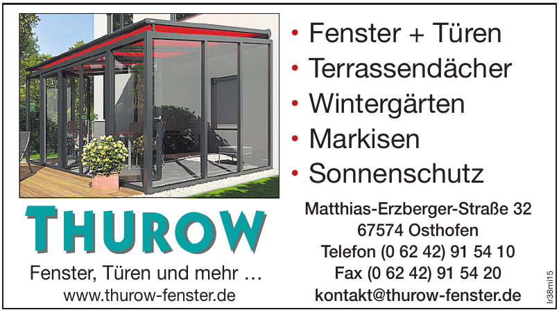 Thurow Fenster