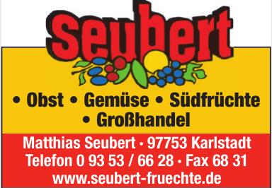 Matthias Seubert