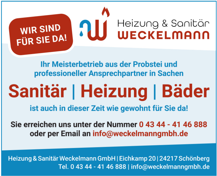 Heizug & Sanitär Weckelmann GmbH