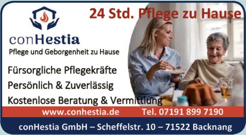 conHestia GmbH