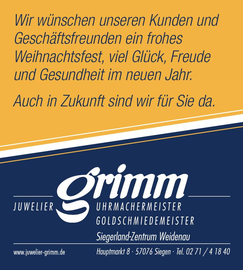 Juwelier Grimm e.K.