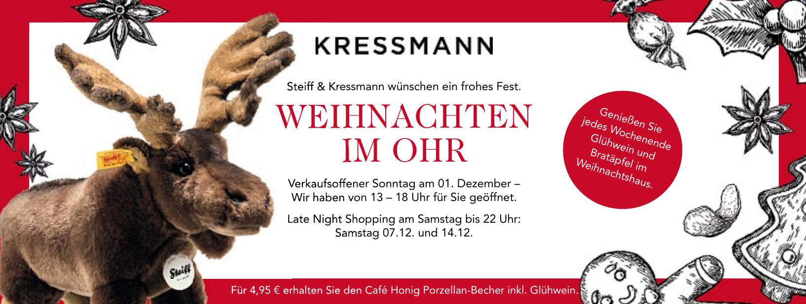 Steiff & Kressmann