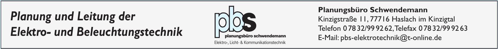 Planungsbüro Schwendemann