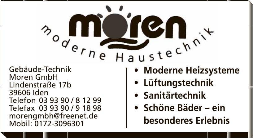 Gebäude-Technik Moren GmbH