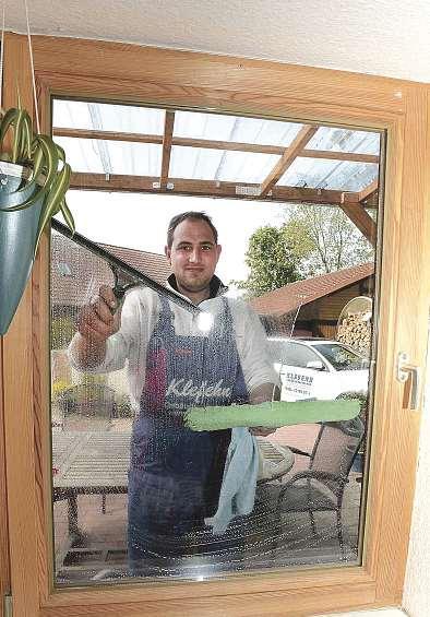 Klefehn ist sowohl für Gewerbebetriebe als auch für Privathaushalte tätig. FOTO: HFR