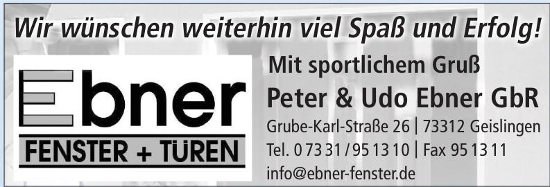 Peter & Udo Ebner GbR