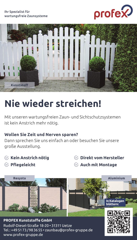 Profex Kunststoffe GmbH