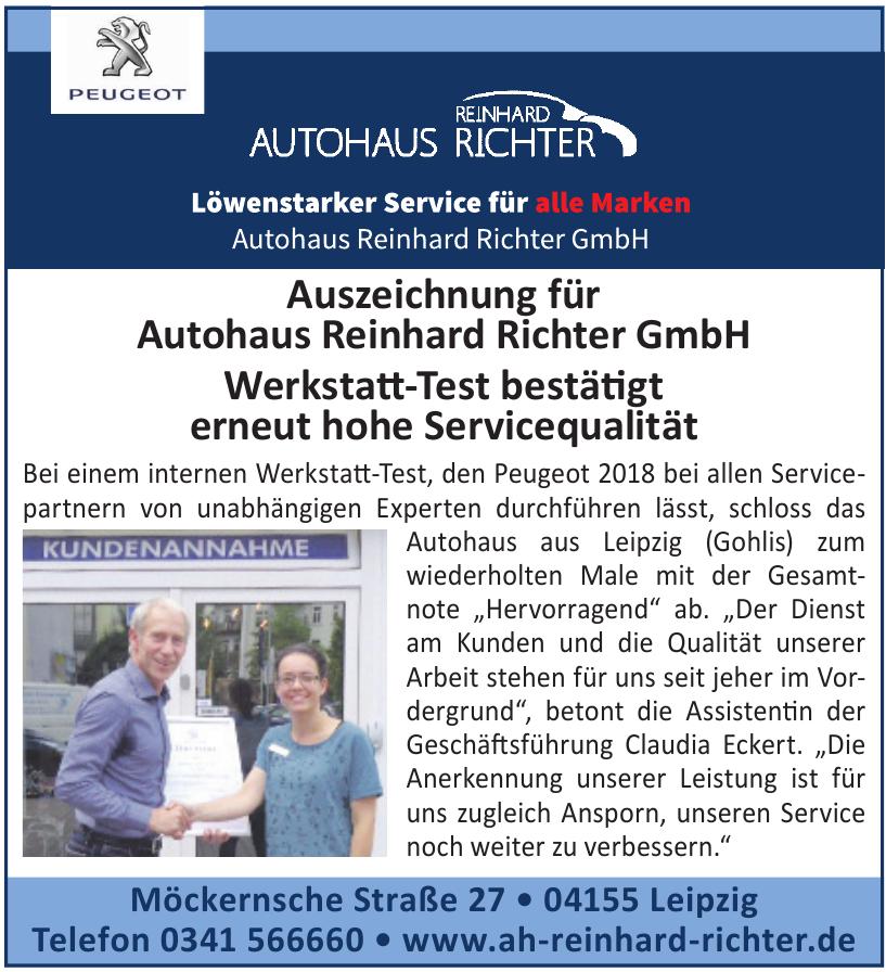 Autohaus Reinhard Richter GmbH