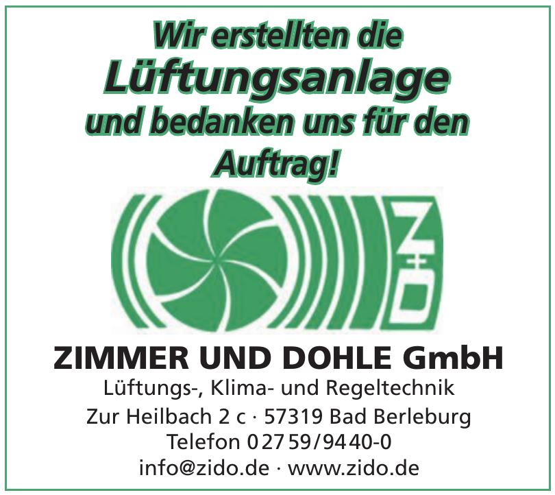 Zimmer und Dohle GmbH
