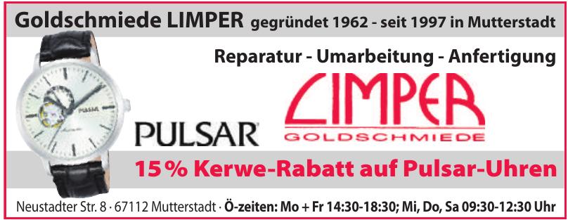 Goldschmiede Limper