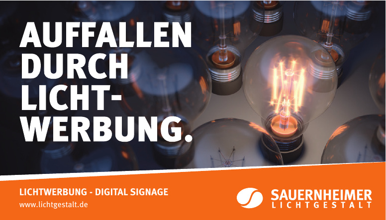 Sauernheimer Lichtgestalt