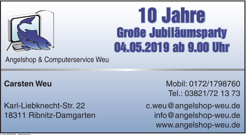 Angelshop & Computerservice Weu