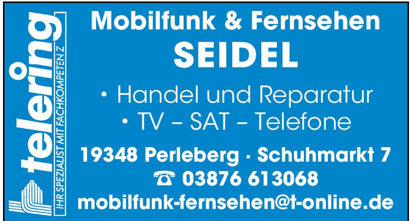 Mobilfunk & Fernsehen SEIDEL