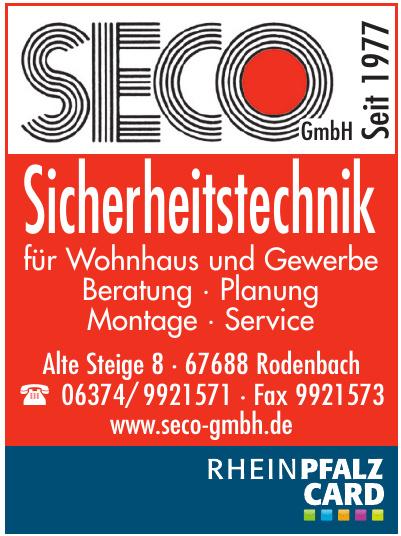 Seco GmbH