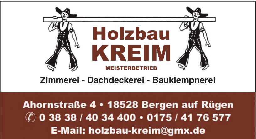 Holzbau Kreim