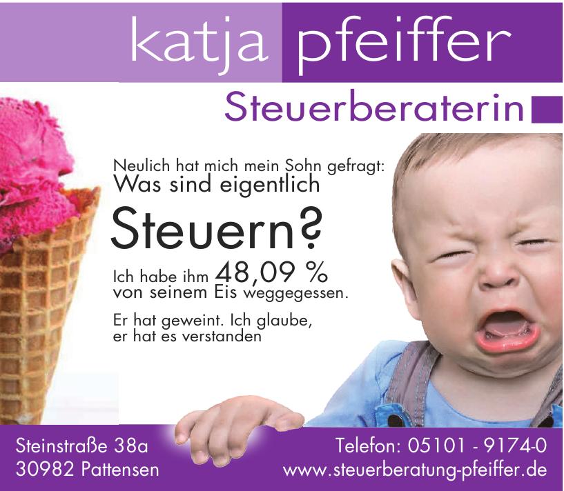 Katja Pfeiffer Steuerberaterin