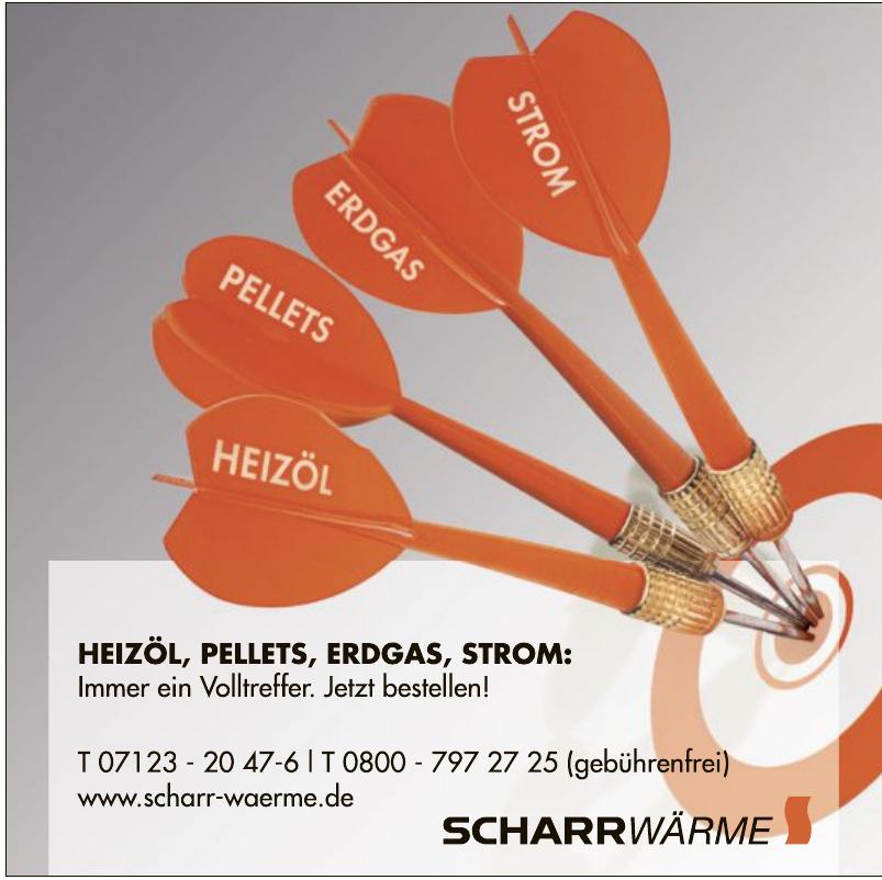 SCHARR WÄRME GmbH & Co. KG