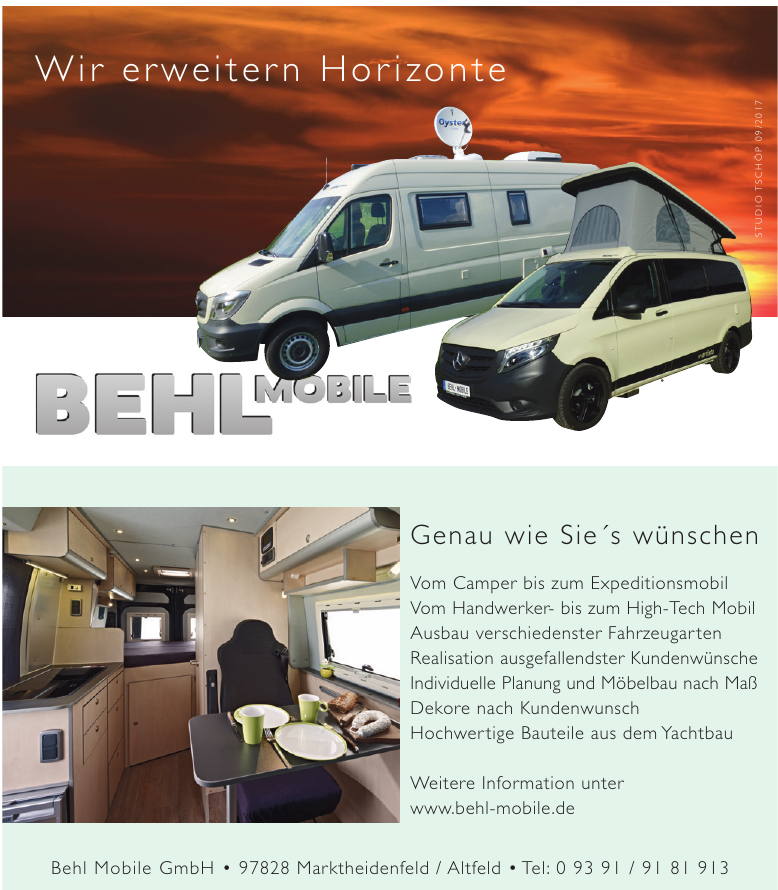 Behl Mobile GmbH