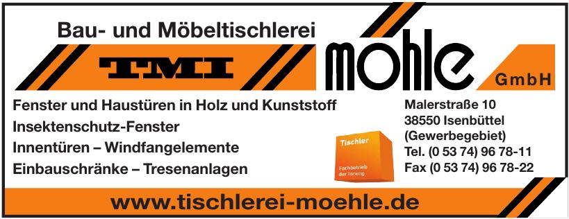 Bau- und Möbeltischlerei Möhle GmbH