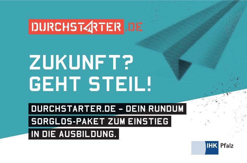 Durchstarter - IHK Pfalz
