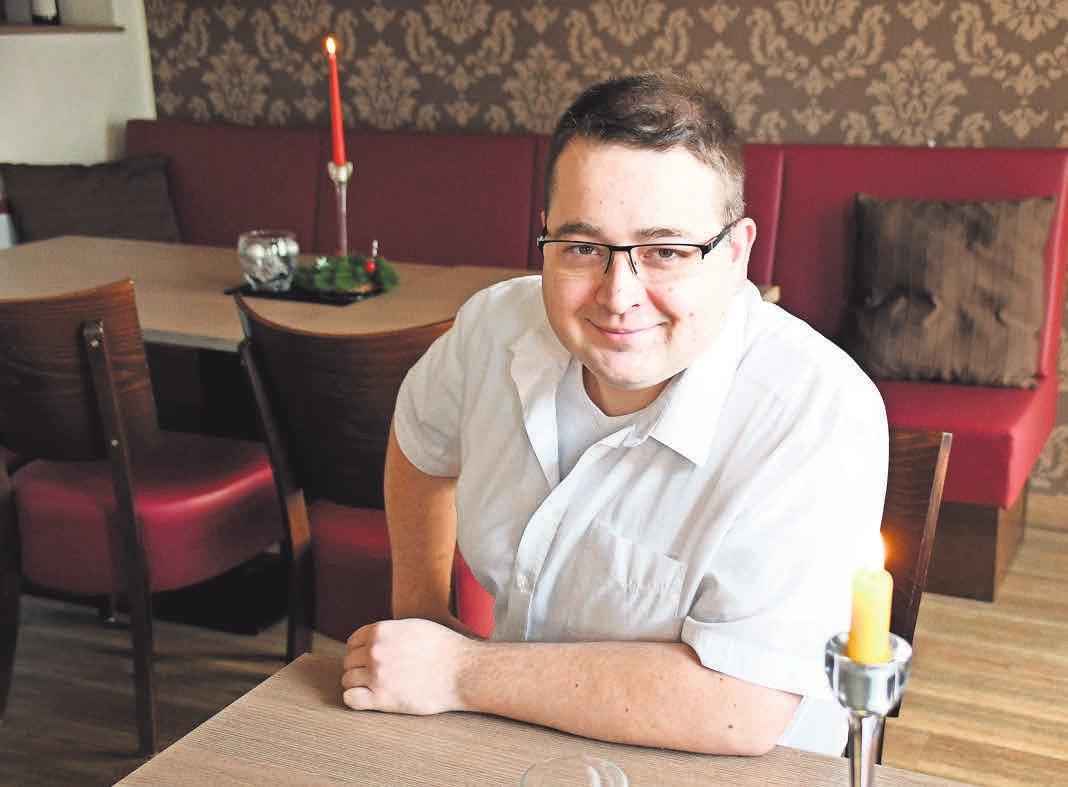 Saisonal frisch und fein komponiert: in Lehrtes Restaurant Vileh lässt Tony Gärtner sein Gastro-Ideal Wirklichkeit werden.