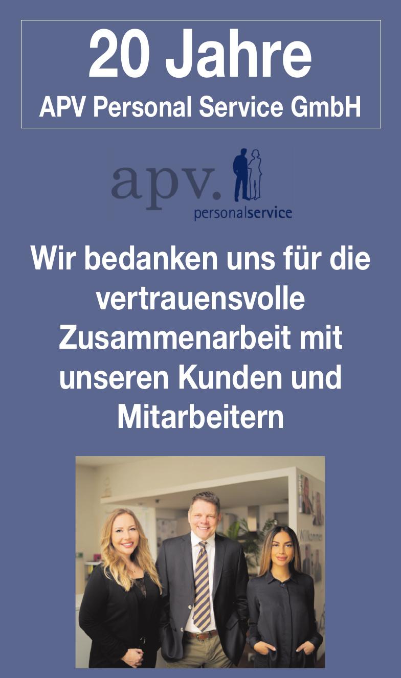 APV Personal Service GmbH
