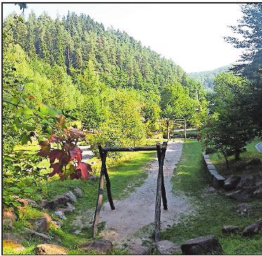 Naturnah. Foto: ms