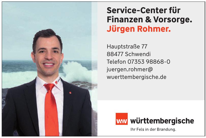 Württembergische - Jürgen Rohmer