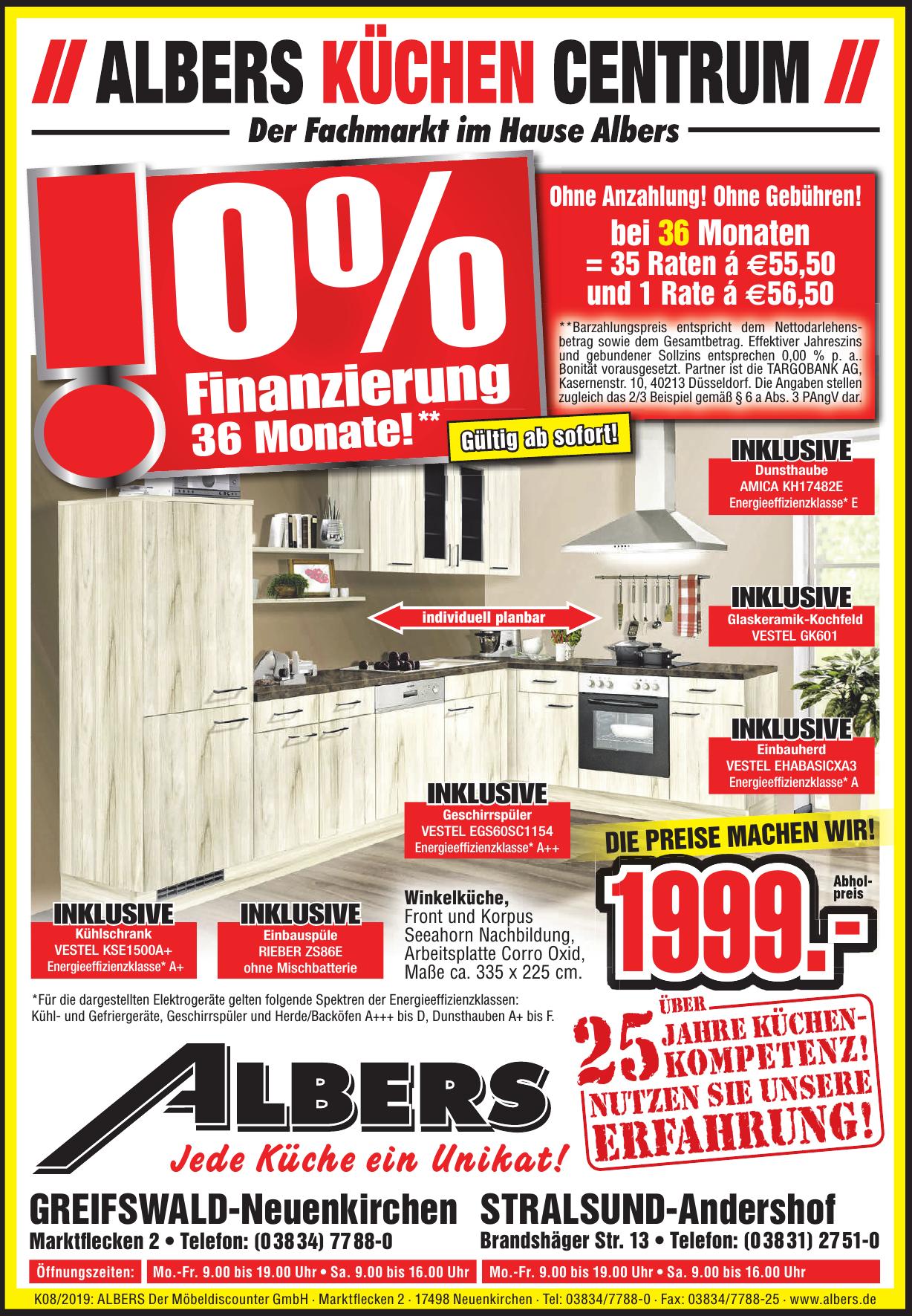 Moderne Küche im Voraus planen - Greifswald - Ostsee-Zeitung