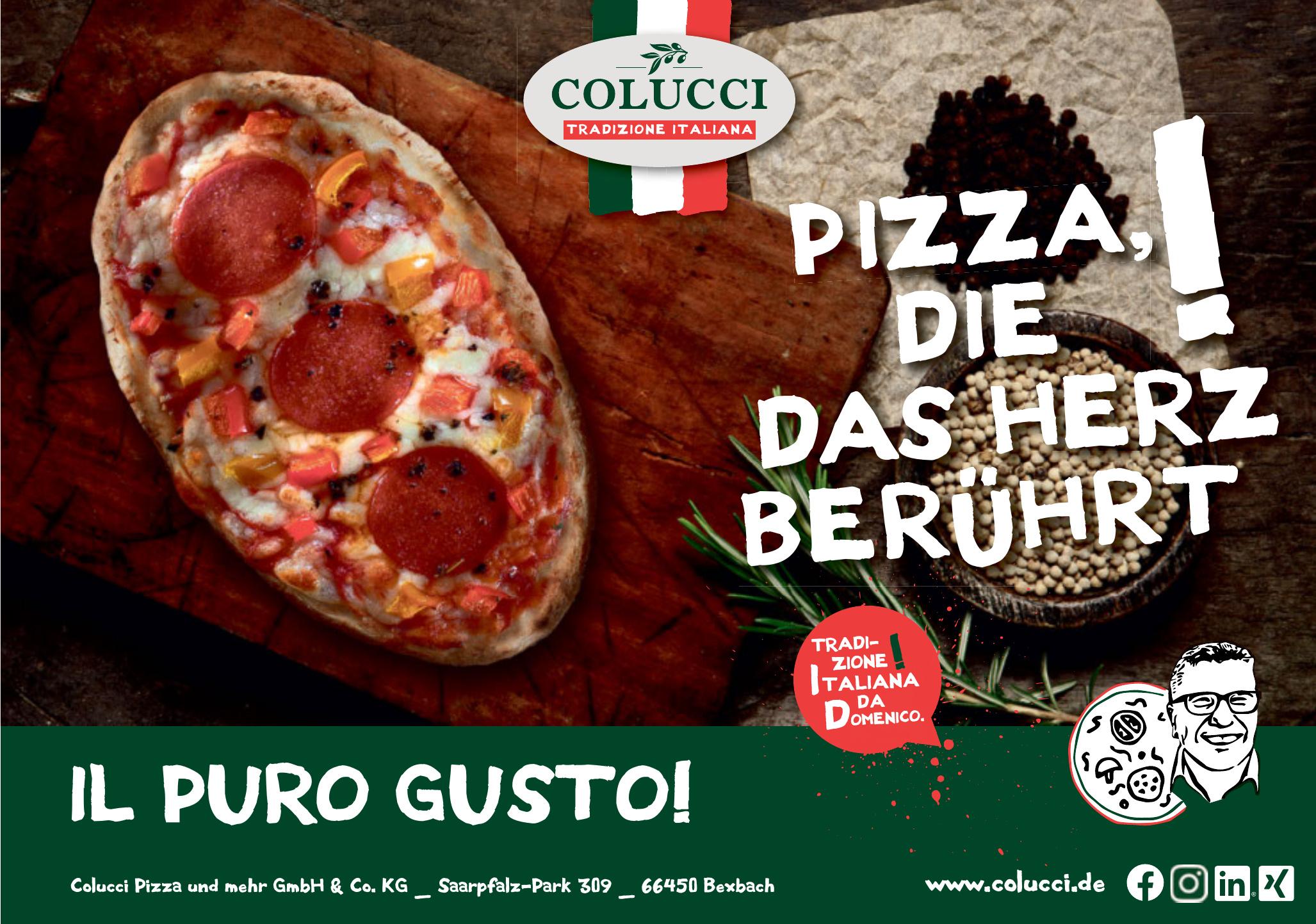 Colucci Pizza und mehr GmbH & Co. KG