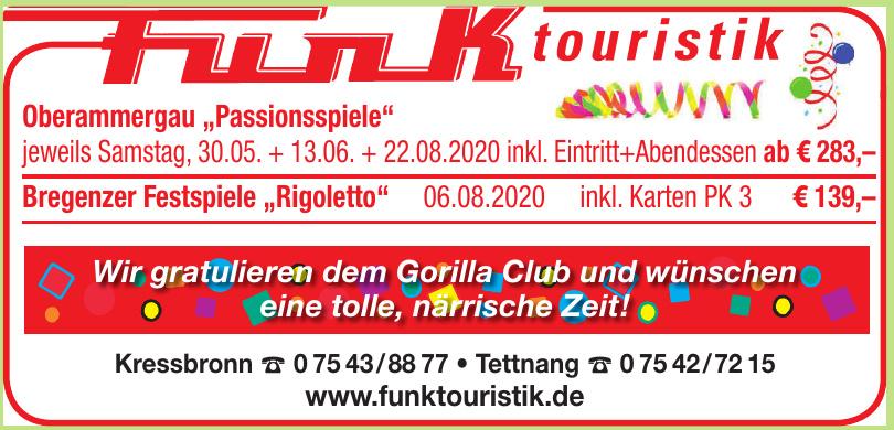 Funk Touristik