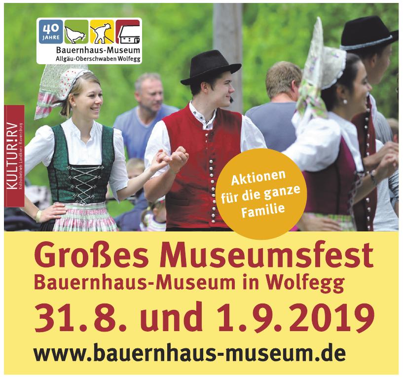 Großes Museumsfest