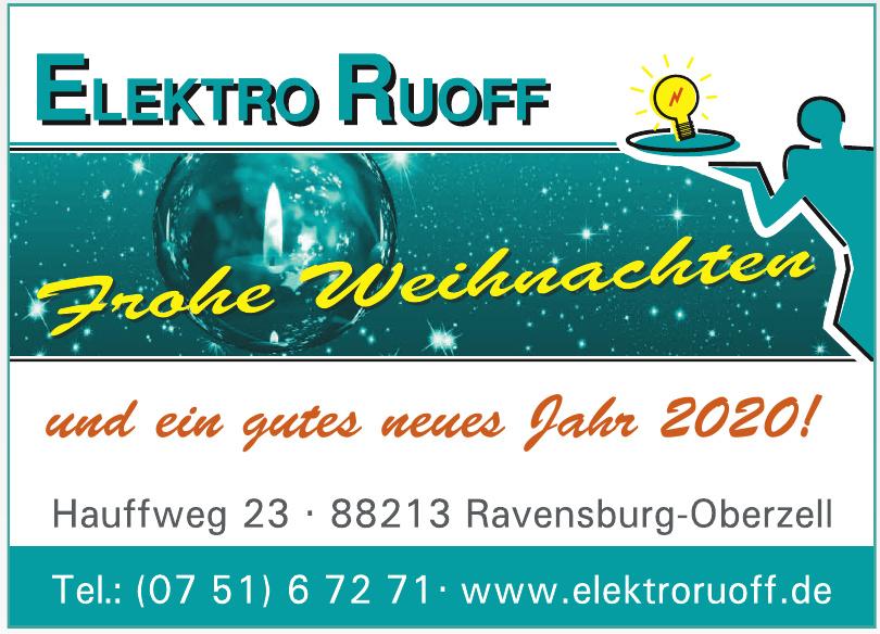 Elektro Ruoff