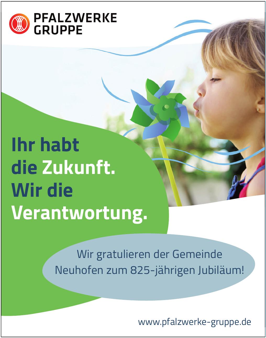 Pfalzwerke Gruppe