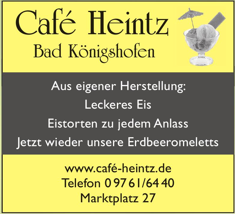 Cafe Heintz